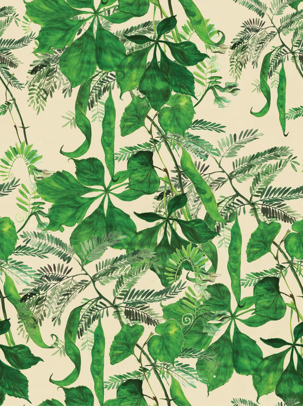 Хартиени тапети, с оригинални дизайнерски десени. Направени с размери, зададени от клиента. Декоративни панели.