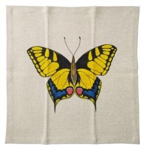 Пеперуда мини покривка
